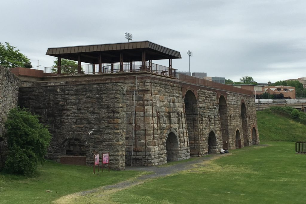 Scranton Iron Furnaces