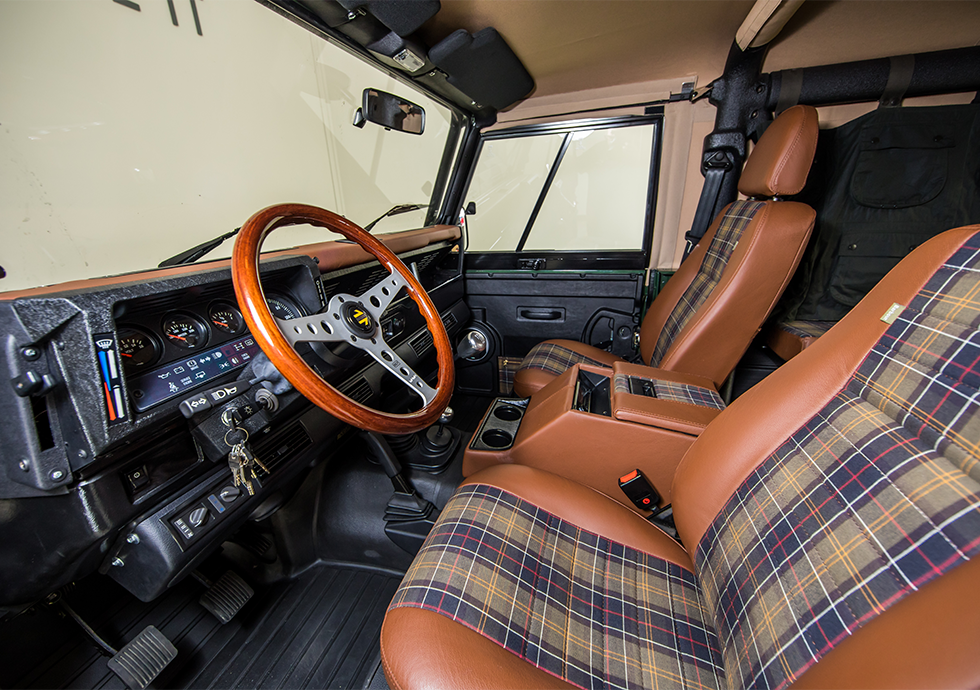 Barbour X Land Rover Defender – Sweepstakes | Lamoka Ledger