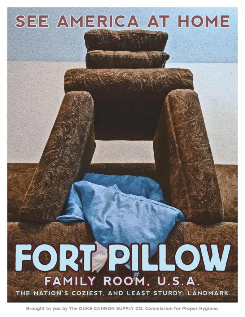 Fort Pillow poster