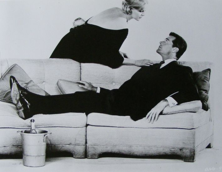 James Garner Kim Novak