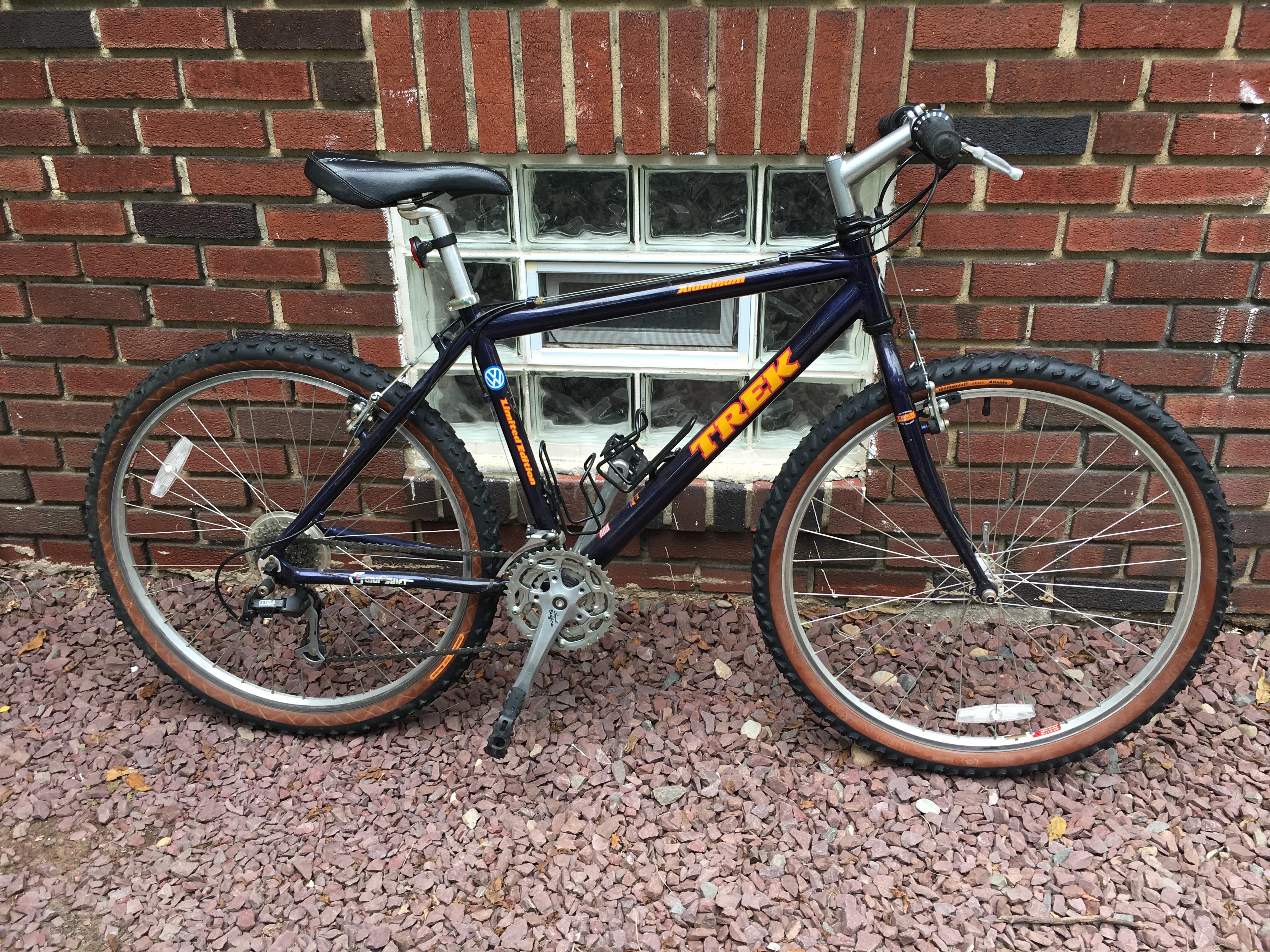 VW Trek Bike