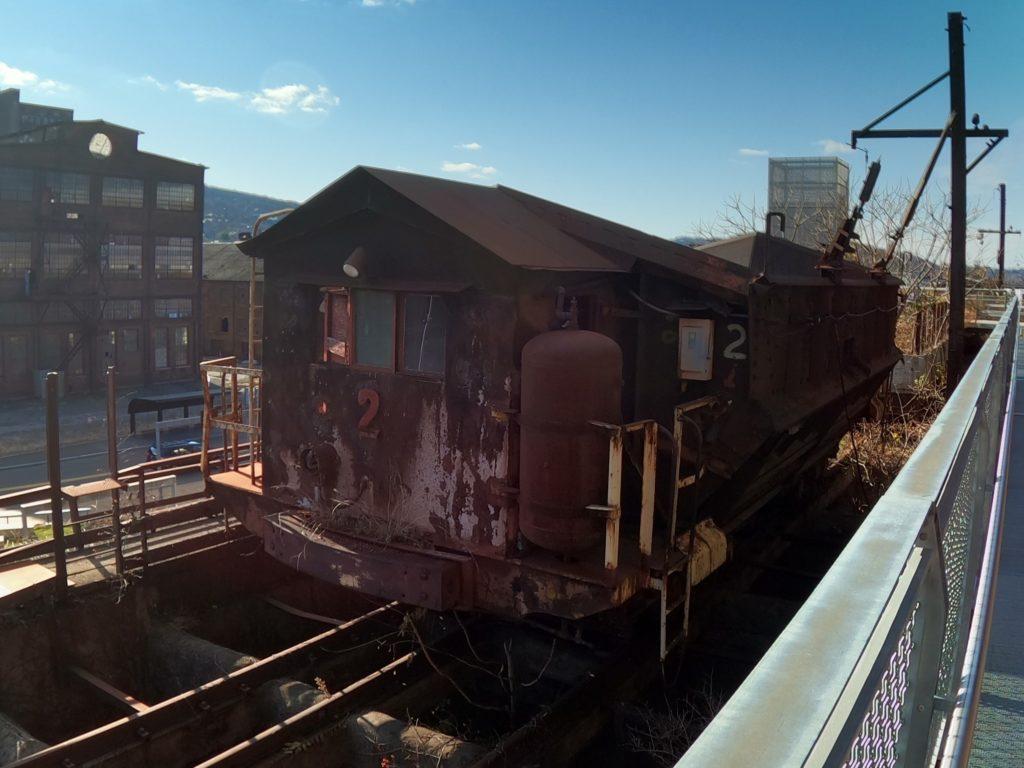 Bethlehem rail car
